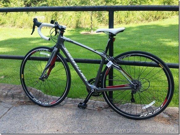 Grapefruit & Granola Bike 3