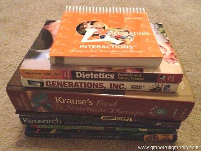 Grapefruit & Granola Textbook RD