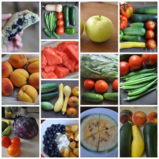 Summer Produce 2015