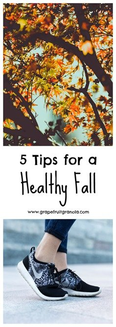 5 Tips for a Healthy Fall from a Registered Dietitian