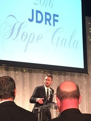JDRF Hope Gala 2016 Eric Church Chief Cares