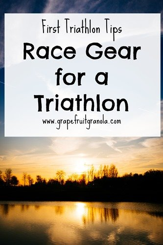 Tips for your first triathlon gear you'll need for your first triathlon