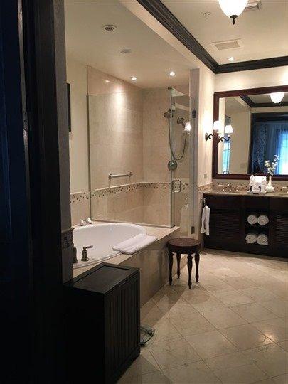 Bathroom Suite Scrub Island