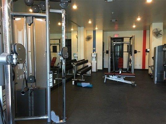 Gym 2 Scrub Island