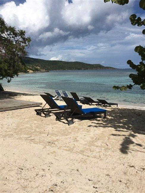 North Shore Beach 1 Scrub Island