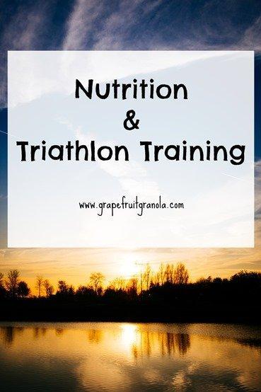 Nutrition and Triathlon Training