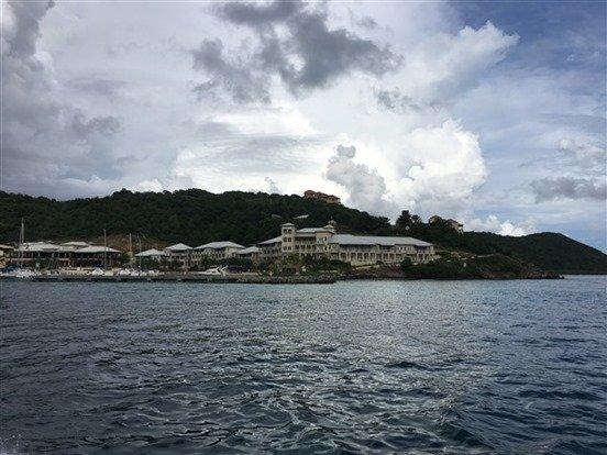 Scrub Island Marina Spa and Resort