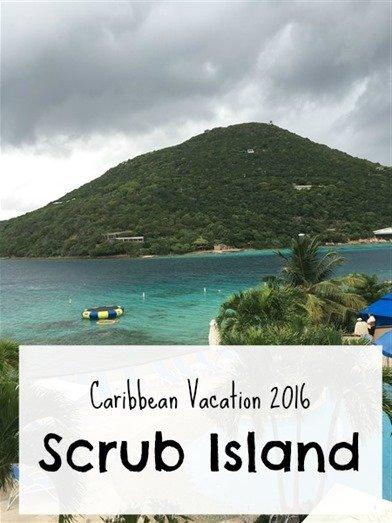Scrub Island Vacation