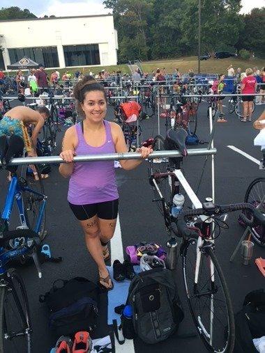 Triathlon Pre-Race