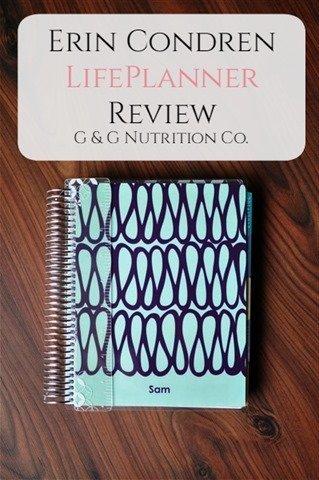Erin Condren LifePlanner Review