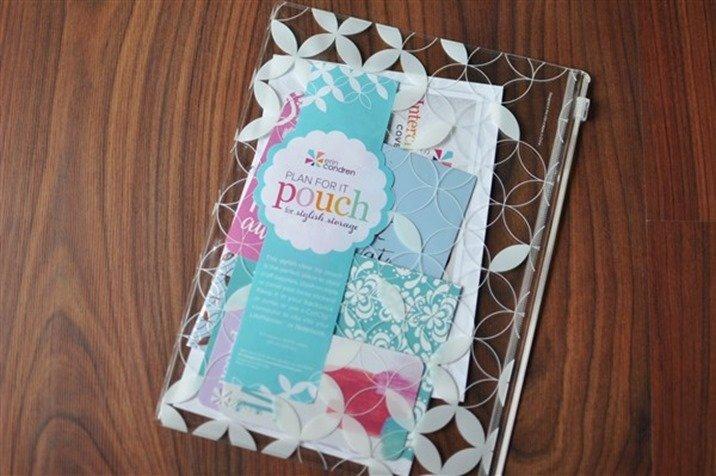 Erin Condren LifePlanner pouch
