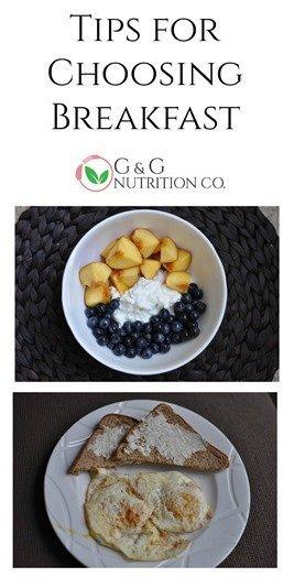 Tips for Choosing Breakfast